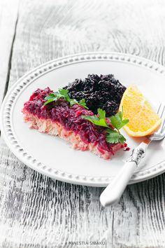 Salmon and beetroot - in Polish Fast Dinners, Beetroot, Salmon, Seafood, Cooking Recipes, Fish, Poland, Meat, Christmas Projects