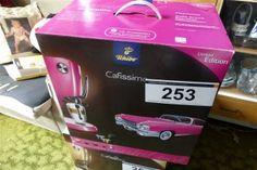 Kaffeemaschine Tchibo CAFISSIMO - Verlassenschaft und Wohnungseinrichtung - Karner & Dechow - Auktionen
