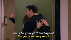 """The two are temporarily on good terms. 
