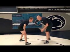 Cael Sanderson and Ricky Lundell demonstrate the Ankle Pick - YouTube