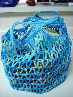 Ravelry: June - Go Green Market Bag pattern by Suzetta Williams