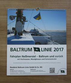 Reederei Baltrum-Linie - Nordseeinsel Baltrum