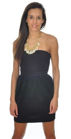 Unstrappable in Black - $44