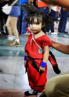 <3 #cosplay #goku #dragonball :-)