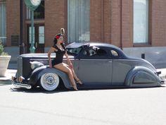 Street Low Magazine, 1938 Dodge Coupe, Randy's Bomb Shop