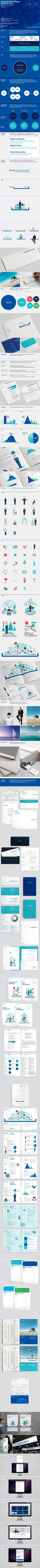 "Prudential ""Plan Your Story"" Brand Identities / http://www.behance.net/plusx"