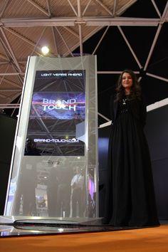 FreyjaFlyt adaptive 5G digital totem