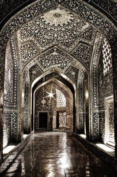 Sheikh Lotf-Allahs Masjid Isfahan - Iran