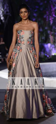Manish Malhotra Collection at Lakme Fashion week 2016