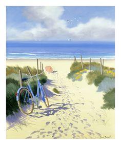 Scènes de plage Reproductions artistiques sur AllPosters.fr