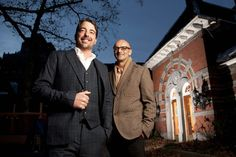 David Salama - Chef - Tavern on the Green: de Bolivia a Nueva York