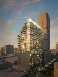 If you are thinking to buy a #condo with a mixture of residential and commercial. Greenpark Homes giving you a chance to buy a #GlossCondos at 324 Richmond Street West in Toronto.