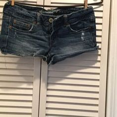 American Eagle Outfitters Denim - American Eagle shorts (size 6)
