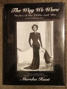 Fashion Of The 1930s