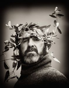 Eric Cantona - French actor and former international footballer for the French national team. Photo by Patrick Swirc Eric Cantona, Girls Football Boots, Football Fans, Football Players, Moustaches, Sir Alex Ferguson, Premier League Champions, Manchester United Football, Man United