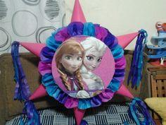 Fotos de piñatas de tambor varios personajes Querétaro