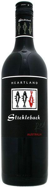 An Australian red wine - Heartland Stickleback. www.finewines.com.mt…
