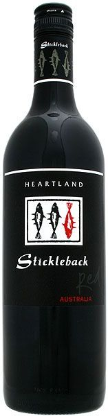An Australian red wine - Heartland Stickleback. www.finewines.com.mt…