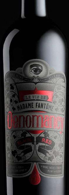 Oenomancy - In #Wine Lies the Truth