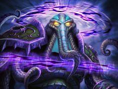 Card Name: Master of Evolution Artist: Dan Scott
