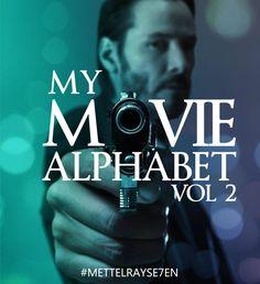 My Movie Alphabet! - https://johnrieber.com/2017/05/11/my-movie-alphabet-an-a-z-of-my-favorite-and-most-offbeat-films/