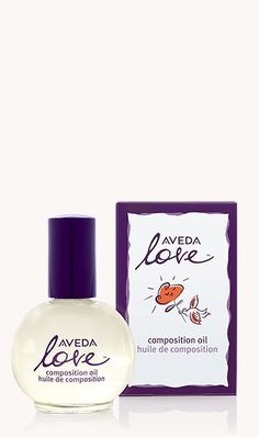 Aveda Love Composition Oil was one of our founder Horst's favorite aromas, and you can use the multipurpose oil for bath, body and massage. Aerin Lauder, Composition, Thing 1, Home Spa, Clean Beauty, Body Care, Perfume Bottles, Pure Products, Aveda Products