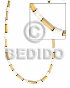 Wholesale bamboo tube necklace Bamboo, Tube, Handmade, Jewelry, Hand Made, Jewlery, Jewerly, Schmuck, Jewels