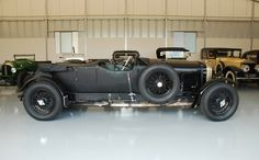 1929 Bentley 6,1/2Litre Speed Six style #KR2688 angle2 | WAKUI MUSEUM