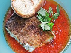 Spanish-Style Cod in Chorizo-Tomato Broth | Serious Eats: Recipes - Mobile Beta!""
