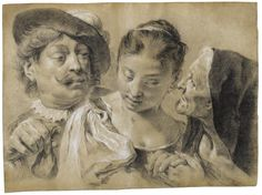 School of Giovanni Battista Piazzetta | THE PROCURESS | Sotheby's