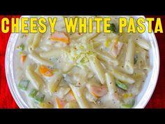 Cheesy White Pasta