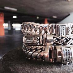 Metal Bracelets, Bracelets For Men, Jewelry Bracelets, Jewelry Watches, Men's Jewellery, Jewelery, Black Headlights, Buddha Jewelry, Rings N Things