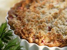 Raparperi-kookostorttu | Reseptit | Anna.fi Mashed Potatoes, Macaroni And Cheese, Cooking, Ethnic Recipes, Desserts, Food, Whipped Potatoes, Kitchen, Tailgate Desserts