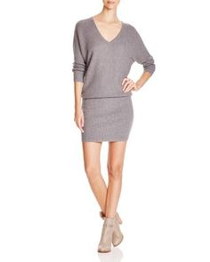 Soft Joie Delise Draped Sweater Dress | Bloomingdale's