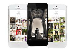 Egen app med bryllupsbilder, bryllupsfotograf drammen