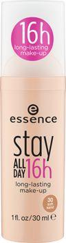 stay all day 16h dugotrajni tekući puder 30 soft sand - essence cosmetics