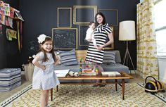 ikea alvine ruta Nursery Notations: Children's Spaces in Issue 4 of Rue