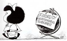 Elixir para olvidar: Mafalda