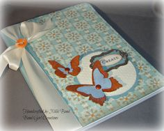 Altered Composition Butterfly Notebook