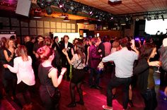 10 ans Quatre Vents - Étage des années 90 - Ouverture de la piste de danse