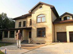 От проекта к воплощению. Архитектурный  проект дома в стиле «Неоклассика»: архитектура, 2 эт | 6м, жилье, неоклассика, 500 - 1000 м2, фасад - кирпич, коттедж, особняк #architecture #2fl_6m #housing #neoclassicism #500_1000m2 #facade_brick #cottage #mansion arXip.com