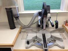 Downdraft Crosscut Table