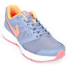 Diseño Running Azul Claro Nike Downshifter 6 Msl Tenis