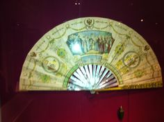 18th century wedding fan. Met Museum of Art