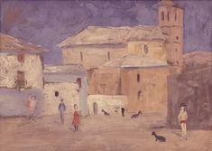 Ernesto Schiess |Granada, 1916| Granada, Painting, Art, Switzerland, Painting Art, Art Background, Grenada, Kunst, Paintings