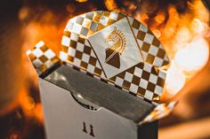 News: Daniel Madison and Chris Ramsay Teamed Up for KNIGHTS Playing Cards. Latest Release by Ellusionist.