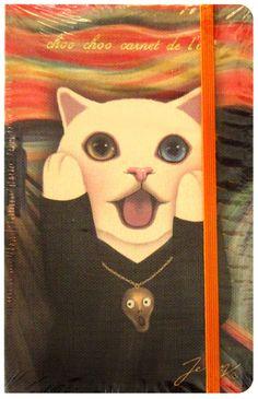 Jetoy Carnet De L'Art: The Scream