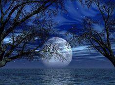 Qué luna !!!