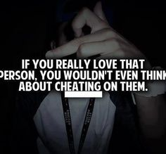 why do boyfriends cheat