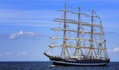 Kruzenshtern - Hanse Sail Rostock, Warnemünde | by Marcus Rahm